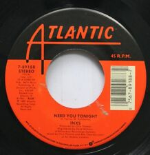 Rock 45 Inxs - Need You Tonight / I'M Coming (Home) On Atlantic Records