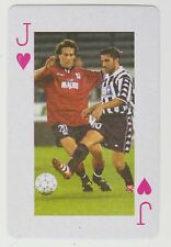 Football World Cup 2006 Playing Card single Alessandro Del Piero Juventus Italy