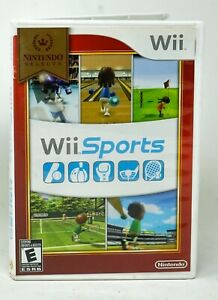 Wii Sports (Nintendo Wii, 2006) - Includes Manual - Works With Wii U!