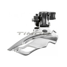 Shimano Deore FD-M591 MTB Bike 9 Speed Front Derailleur Down Swing Clamp-On