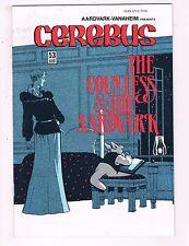 Cerebus #53 VF/NM 1st Print Aardvark-Vanaheim Comic Book Dave Sim Wolveroach J27