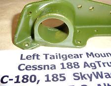 C-188 180 185 SkyWagon Left Tailspring Mounting Casting 0712305-3 Alt 0712780-1