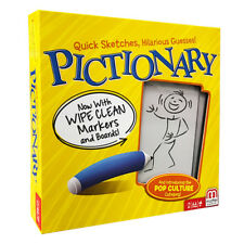 Pictionary Board Game NEW