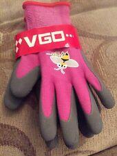 VGO Toddlers Gardening Gloves