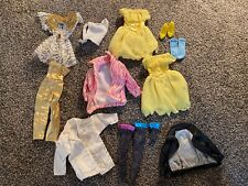 Hasbro Jem Doll Clothing Lot 1980s