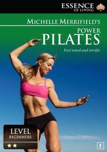 Michelle Merrifield - Power Pilates - Beginners (DVD, 2015)