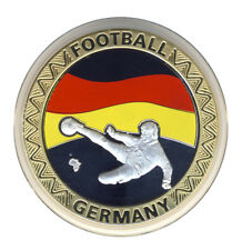 FUSSBALL - WM-Teilnehmer 2010 - DEUTSCHLAND - FARBE - ANSEHEN (13252/1120N)