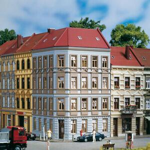 11391 Auhagen Ho Palazzo D'Corner Schmidtstrasse 11 Assembly Kit Scale 1:87