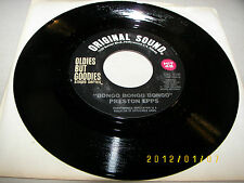 Preston Epps Bongo Rock / Bongo Bongo Bongo 45 NM ORG-4509 1984