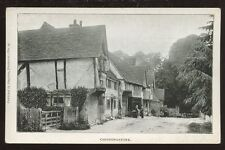 Kent CHIDDINGSTONE Village early PPC