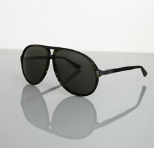 NEW Authentic Gucci Aviator Sunglasses GG1646/s Havana W/O Box!
