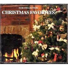 Christmas Favorites (Royce) by Various Artists (CD, Aug-2002, 3 Discs, Royce)