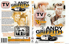 The Andy Griffith Show:Vol 2-1960/1968-TV Series USA-3 Episodes-DVD