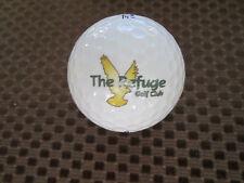 Logo Golf Ball-The Refuge Golf Club.Minnesota