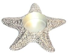 Yankee Candle STARFISH Tea Light Holder ~ NEW IN BOX ~ FREE SHIPPING