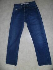 Diesel Mens Size 29 X 30 Service Spa Button Fly Jeans Made In Italy