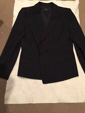 Ann Taylor double-breasted blazer