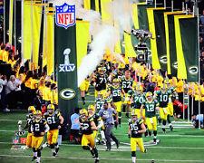 Green Bay Packers SUPER BOWL XLV GAUNTLET Premium NFL POSTER Print