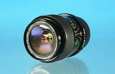 Vivitar 28-70mm/3.5-4.8 macro perfectamente zoom para Pentax K objetivamente lens - 18699