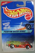 Hot Wheels 1:64 Scale 1996 Phantom Racer Series ROAD ROCKET
