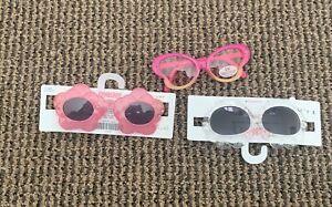Gymboree Girls Sunglasses Lot  Size 0-2 Years New