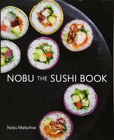 Nobu the Sushi Book English/Japanese Hard Cover cooking Japan