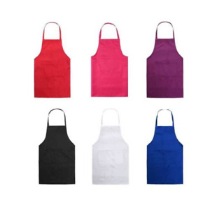 Kitchen Cooking BBQ Aprons Wholesale Catering Apron Butcher Craft Baking Chefs
