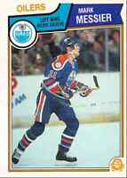 1983-84 O-Pee-Chee Mark Messier Edmonton Oilers #39