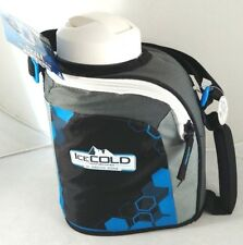 Insulated Water Bottle Cooler Hydration Jug BPA Free Canteen Half Gallon Wrap