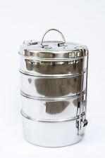 Stainless Steel Storage Tiffin, Lunch Box, Organizer
