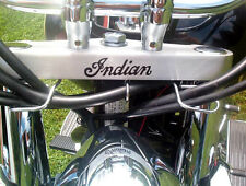 Kawasaki Drifter Indian script triple tree decal