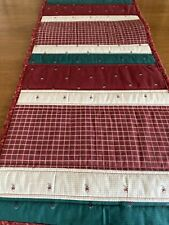 New Cotton Winter Holiday Table Runner