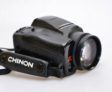 CHINON GS-9 + MACRO ZOOM LENS 38-110mm *Bridge Camera 35mm Film (S811)