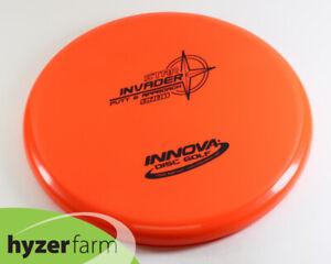 Innova STAR INVADER *pick your weight & color* Hyzer Farm disc golf putter