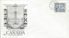 1964 #436 Jet Definitive FDC with Rose Craft cachet unaddressed