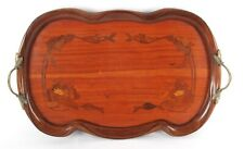 Louis Majorelle Nancy School Art Nouveau Tray Inlaid Marquetry Galle