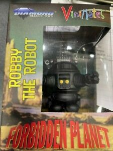 """ROBBY the ROBOT VINIMATES SPECIAL FIGURE 6"""" high (DIAMOND SELECT TOYS)"""