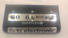 T.C.Electronic switch-3 guitar footswitch