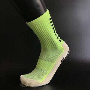 Anti-slip non-skid Sports Hospital Socks Soccer Basketball football PVC grip dot
