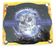 Soul Flight CD Music from the Wild Divine Band NEW healing rhythms