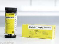 Multistix® 10 SG Harnteststreifen, Urinteststreifen, Harntest, Urintest, 100 Stk