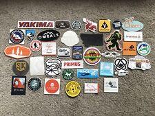 38 Outdoor Camping Stickers/Decals Chaco Goal Zero Black Diamond Patagonia Eno