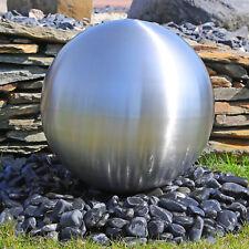 Große Kugel Aus Edelstahl Für Den Bau Von Springbrunnen Zierbrunnen  Wasserspiel
