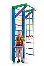 Swedish Ladder Wall bars Climbing Wall Fitness Sport Gymnastic