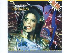 CD MICHAEL JACKSON	the mystery of history	2CD VG++  (A1614)
