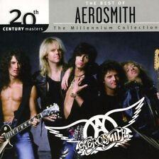 Aerosmith - Millennium Collection - 20th Century Masters [New & Sealed] CD