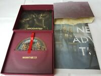 Genuine Rare Uncharted The Lost Legacy PS4 Media Press kit Mint Condition