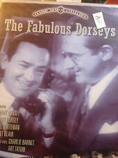 THE FABULOUS DORSEYS----NEW SEALED----DVD