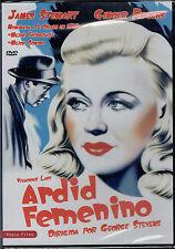 Ardid femenino (Vivacious Lady) (DVD Nuevo)