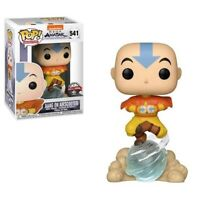 Funko Pop Vinyl Animation Avatar Aang On Airscooter